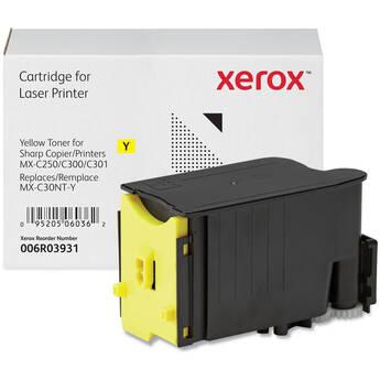 Xerox Everyday Sharp MXC30NTY Yellow Toner Cartridge