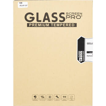 """AVODA Clear Tempered Glass Screen Protector for Apple 10.9"""" iPad Air"""