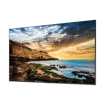 """Samsung QET 50"""" Class 4K UHD Commercial LED Display"""