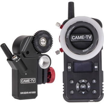 CAME-TV Astral 2.4 GHz Wireless Follow Focus System