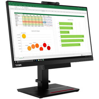 "Lenovo 11GDPAR1US 23.8"" ThinkCentre Tiny-in-One 24 Gen 4 Monitor"