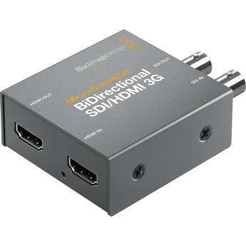 Blackmagic Design Micro Converter BiDirectional SDI/HDMI 3G (with Power Supply)