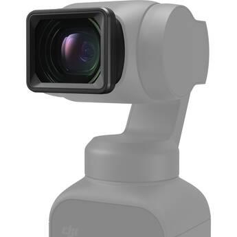 DJI Wide-Angle Lens for Pocket 2 & Osmo Pocket