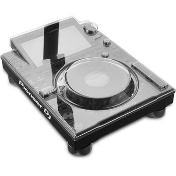 Decksaver Cover for Pioneer CDJ-3000 (Smoked Clear)