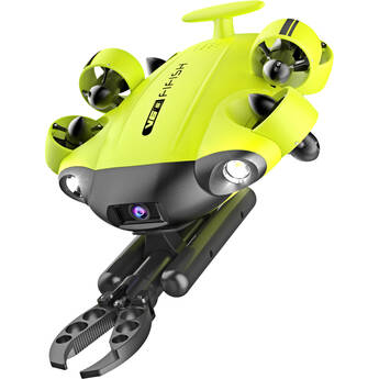 QYSEA Fifish V6S Underwater ROV with Robotic Claw
