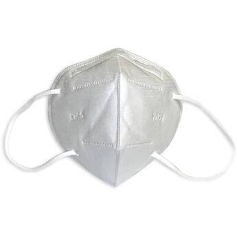 Blizzard Disposable KN95 Face Masks (10-Pack, White)