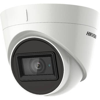 Hikvision Turbo HD Pro Series DS-2CE78H8T-IT3F 5MP Outdoor Analog HD Turret Camera with 3.6mm Lens