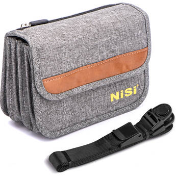 NiSi Caddy 100mm Filter Pouch for 9 Filters