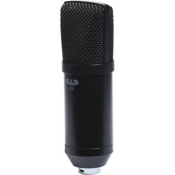 CAD U29 USB Side-Address Studio Microphone