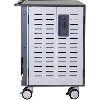 Ergotron Zip40 Charging Cart for Laptops (US/CA/MX)