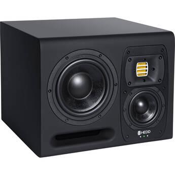 HEDD Type 20 MK2 3-Way 900W Active Studio Monitor (Right, Black)