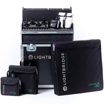 The LightBridge CRLS C-Drive Kit with Flight Case