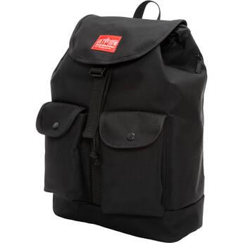 Manhattan Portage Red Label Snapshot Camera Backpack (Black)