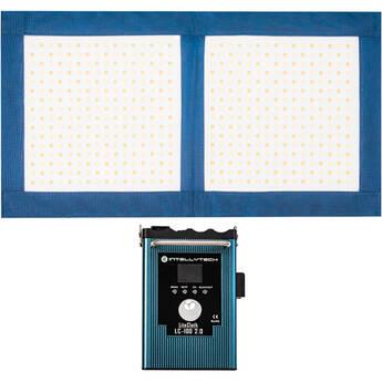 Intellytech LiteCloth 2.0 LC-100 Foldable 1 x 2 LED Mat Kit (V-Mount)