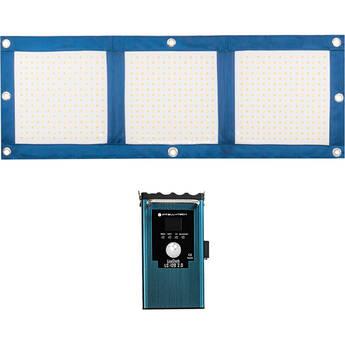 Intellytech LiteCloth 2.0 LC-120 Foldable 1 x 3 LED Mat Kit (V-Mount)
