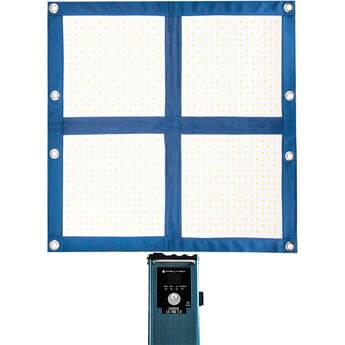 Intellytech LiteCloth 2.0 LC-160 Foldable 2 x 2 LED Mat Kit (V-Mount)