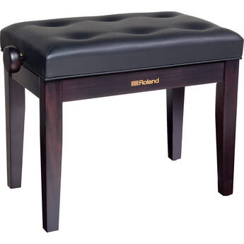 Roland RPB-300 Piano Bench (Rosewood)