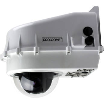 Dotworkz D2-CD-HB COOLDOME 12 VDC Active Cooling Camera Enclosure with Heater