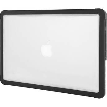 STM Dux Ultra-Protective Case for MacBook Air M1 and Retina 2020/2018 (Black)