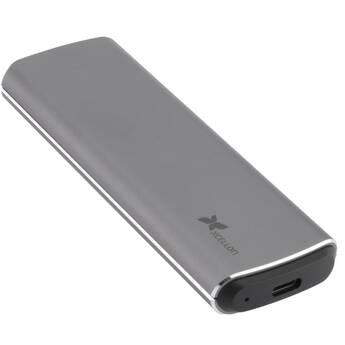 Xcellon USB 3.2 Gen 2 Type-C M.2 SSD Enclosure