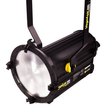 "Fluotec VegaLux 300 Tunable 10"" StudioLED Fresnel (Pole-Operated)"