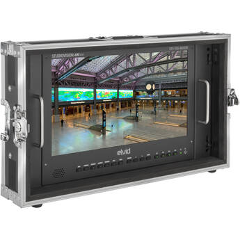 """Elvid StudioVision 4K HDMI Monitor with HDR (15.6"""")"""