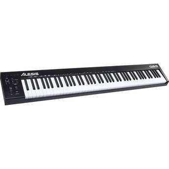 Alesis Q88 MKII 88-Key USB/MIDI Keyboard Controller