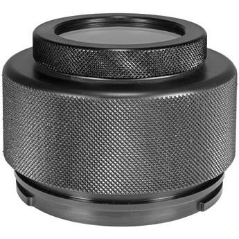 Nimar Flat Port for Canon EF 100mm f/2.8 Macro IS USM Lens