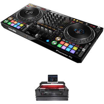Pioneer DJ DDJ-1000SRT Serato DJ Controller Kit with Flight Case (Black)