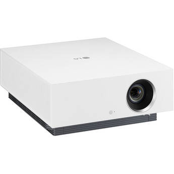 LG CineBeam HU810PW 2700-Lumen XPR 4K UHD Smart Laser Home Theater DLP Projector