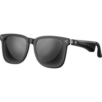 Ausounds AU-Lens Unisex True Wireless Audio Sunglasses (Black)