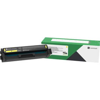 Lexmark C3210Y0 Yellow Return Program Print Cartridge