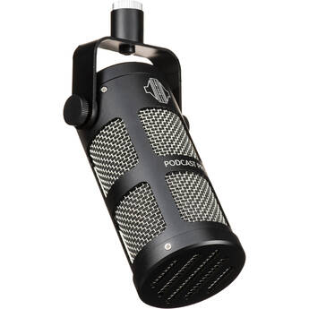 Sontronics PODCAST PRO Supercardioid Dynamic Broadcast Microphone (Black)