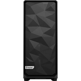 Fractal Design Meshify 2 XL Full-Tower Case (Black, Dark Tint Tempered Glass)