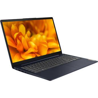 "Lenovo 15.6"" IdeaPad 3 Laptop (Abyss Blue)"