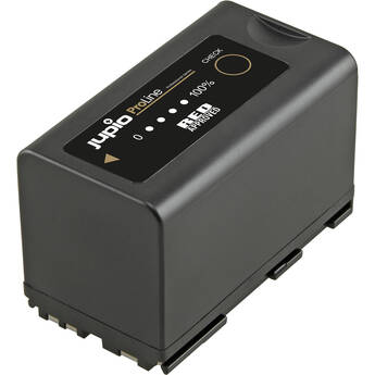 BP-955 and RED Komodo 6K Wasabi Power Battery for Canon BP-950G 6500mAh