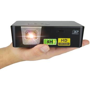 AAXA Technologies P6X 1100-Lumen WXGA Portable DLP Projector