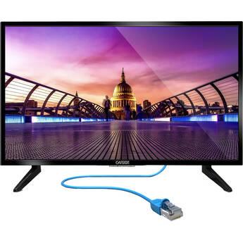 "GVision USA 32"" 1080p LED-Backlit PoE Surveillance Monitor"