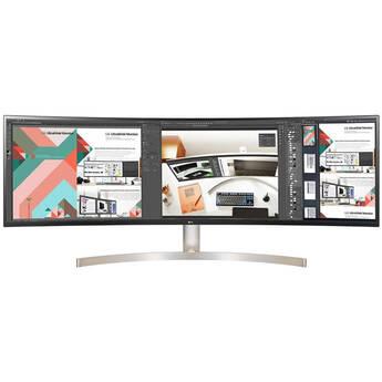 "LG 49WL95C-WE 49"" 32:9 Curved UltraWide Dual QHD HDR IPS Monitor"