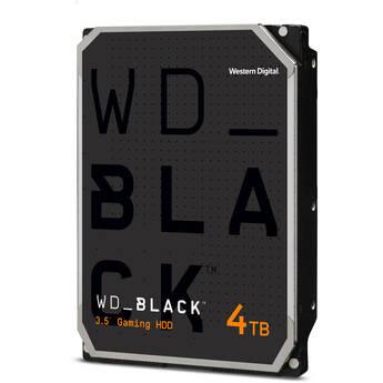 """WD 4TB Desktop Performance 7200 rpm SATA III 3.5"""" Internal HDD Retail Kit"""