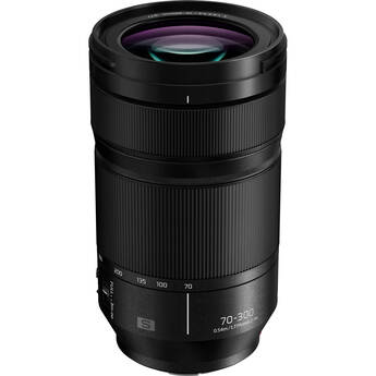 Panasonic Lumix S 70-300mm f/4.5-5.6 MACRO O.I.S. Lens