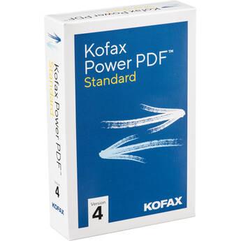 KOFAX Power PDF 4.0 Standard (Boxed)