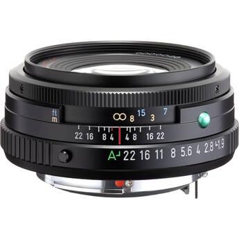 Pentax HD Pentax-FA 43mm f/1.9 Limited (Black)
