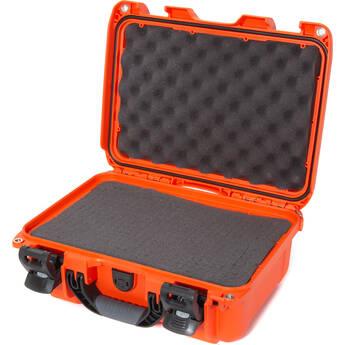 Nanuk 915 Hard Utility Case with Foam Insert (Orange)