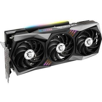 MSI GeForce RTX 3060 GAMING X TRIO Graphics Card