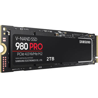 Samsung 2TB 980 PRO PCIe 4.0 x4 M.2 Internal SSD