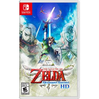 Nintendo The Legend Of Zelda Skyward Sword HD (Nintendo Switch)