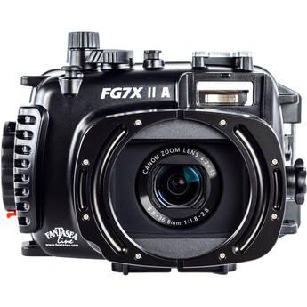 Fantasea Line FG7X II A R Underwater Vacuum-Ready Housing for Canon G7 X Mark II
