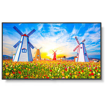 """NEC MultiSync M651 65"""" Class HDR 4K UHD Commercial IPS LED Display"""