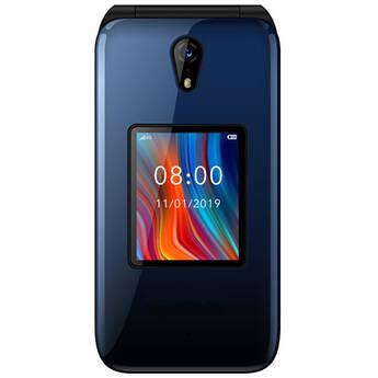 SCHOK Classic Flip GSM 8GB Phone (Unlocked)